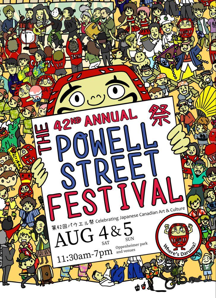 Powell Street Festival