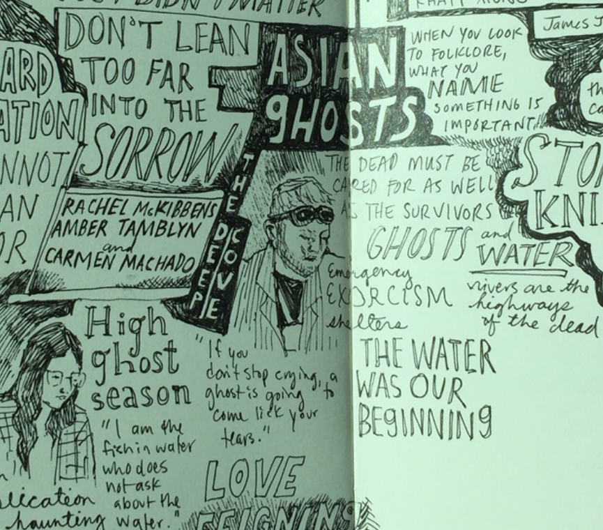 Asian_Ghosts_Life_Drawing_Close_up